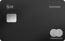 N26 Business Metal MasterCard Logo