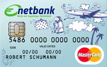 netbank Prepaid MasterCard Logo