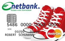 netbank Prepaid MasterCard für Jugendliche Logo