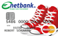 netbank Prepaid MasterCard für Jugendliche - Kartenmotiv