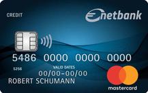 Netbank MasterCard Platinum Logo