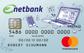 netbankVirtuelle Kreditkarte - Kartenmotiv