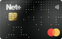 Net+ Prepaid MasterCard Logo