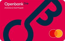 Openbank eCommerce Card Logo