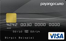 PayangoCARD Visa Prepaid Logo