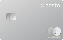 Qonto Plus Mastercard Logo