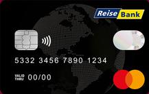 ReiseBank Mastercard Logo