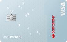 Santander BestCard Basic Logo