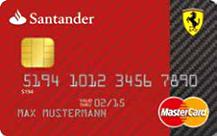 Santander Ferrari-Card Logo