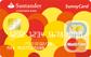 SantanderSunnyCard - Kartenmotiv
