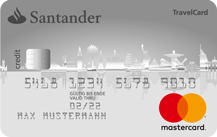 Santander TravelCard Logo