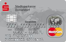 Sparkasse Düsseldorf Corporate Card Standard Logo