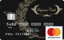 SupremaCard Prepaid MasterCard Logo