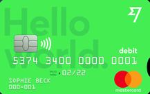 TransferWise Debit MasterCard Logo