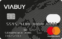 VIABUYPrepaid MasterCard - Kartenmotiv