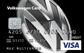 Volkswagen Bank Visa Card mobil