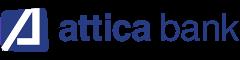 Logo Attica Bank