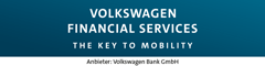Logo der Volkswagen Financial Services
